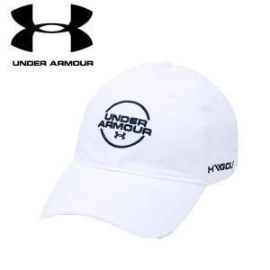 アンダーアーマー ゴルフ ジョーダンスピース ウォッシュドコットン キャップ 1328671 メンズ 19FW|g-zone