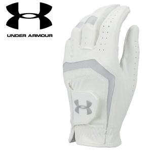 メール便対応 アンダーアーマー ゴルフ ゴルフグローブ 左手用 UAバーディー2.0 1331180 メンズ|g-zone