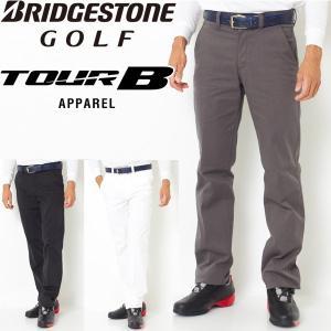 ブリヂストンゴルフ ゴルフウェア メンズ TOUR B ストレートパンツ IGM01K 2017秋冬|g-zone