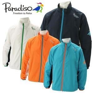 パラディーゾ ゴルフウェア メンズ 長袖ブルゾン ISM01D 春夏 秋冬 19sbn|g-zone