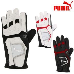 5点までメール便対応 プーマ ゴルフ グローブ 手袋 メンズ 3Dリブートグローブ 867669|g-zone