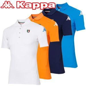 カッパ ゴルフウェア 半袖ポロシャツ メンズ KC712SS13 春夏|g-zone
