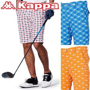 カッパ ゴルフウェア ショートパンツ メンズ KG712SP42 春夏|g-zone