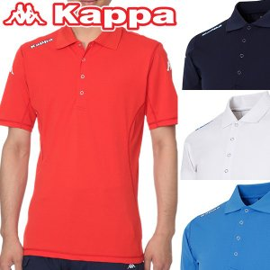 カッパ ゴルフウェア 半袖ポロシャツ メンズ KG712SS27 春夏|g-zone