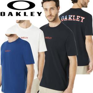 オークリー メンズ 半袖 Tシャツ 457329 OAKLEY 春夏 USサイズ|g-zone