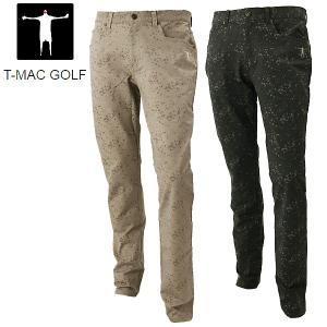 ティーマック メンズ ゴルフウェア ロングパンツ B69 T-MAC 秋冬|g-zone