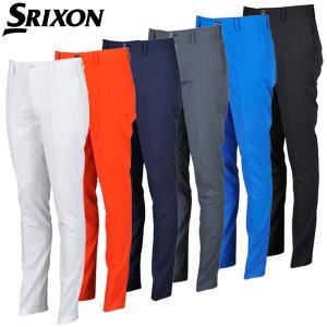 スリクソン ゴルフウェア メンズ ロングパンツ RGMMJD01 SRIXON 2018秋冬|g-zone