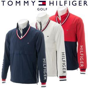 トミーヒルフィガー ゴルフウェア メンズ ジャケット THMA870 秋冬|g-zone