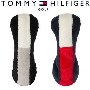 トミーヒルフィガー ゴルフ ヘッドカバー ドライバー用 THMG8FH5 2018秋冬 g-zone