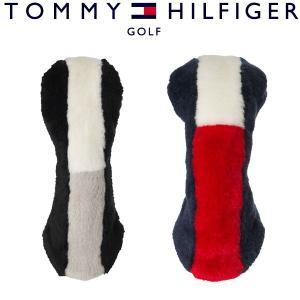 トミーヒルフィガー ゴルフ ヘッドカバー フェアウェイウッド用 THMG8FH6 2018秋冬|g-zone