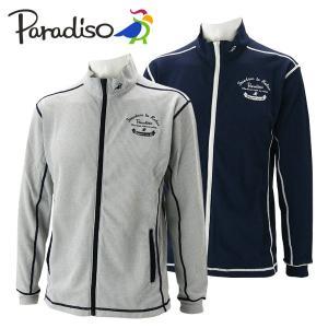 パラディーゾ ゴルフウェア メンズ 長袖トレーナー ブルゾン 1SJM1B 春夏 19sbn|g-zone