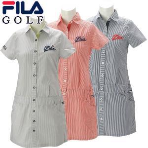 フィラ ゴルフウェア レディース ワンピース 758-441 春夏|g-zone
