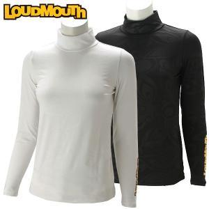 ラウドマウス ゴルフウェア レディース インナーシャツ 長袖 768-950 春夏 返品不可 19sbn|g-zone
