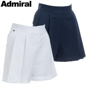 アドミラル ゴルフウェア レディース キュロットパンツ ADLA863 春夏 19sbn|g-zone
