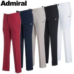 アドミラル ゴルフウェア メンズ ロングパンツ ADMA842 春夏 19sbn|g-zone