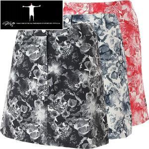 ティーマック レディース ゴルフウェア スカート B19W T-MAC 春夏|g-zone