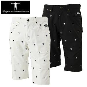 ティーマック メンズ ゴルフウェア ショートパンツ B21 T-MAC 春夏|g-zone