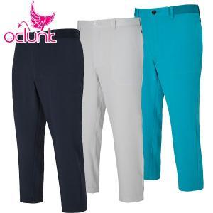 クランク ゴルフウェア メンズ クロップドパンツ CLA0210 春夏 19sbn|g-zone