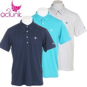 クランク ゴルフウェア 半袖ポロシャツ CLA0309 春夏 19sbn|g-zone