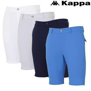 カッパ ゴルフウェア メンズ ショートパンツ KG812SP24 春夏|g-zone