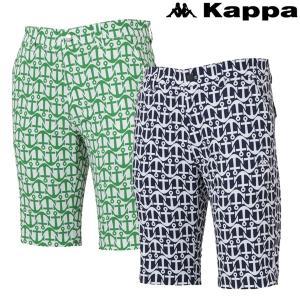 カッパ ゴルフウェア メンズ ショートパンツ KG812SP43 春夏|g-zone