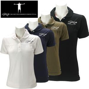 ティーマック レディース ゴルフウェア 半袖ポロシャツ P04W T-MAC 春夏 g-zone