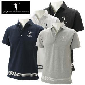 ティーマック メンズ ゴルフウェア 半袖ポロシャツ P05 T-MAC 春夏|g-zone