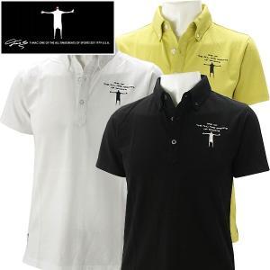 ティーマック メンズ ゴルフウェア 半袖ポロシャツ P06 T-MAC 春夏|g-zone