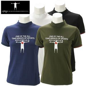 ティーマック レディース ゴルフウェア 半袖ポロシャツ P06W T-MAC 春夏|g-zone