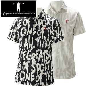ティーマック メンズ ゴルフウェア 半袖ポロシャツ P09 T-MAC 春夏|g-zone