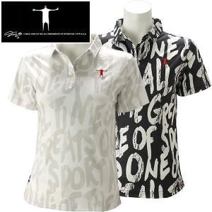 ティーマック レディース ゴルフウェア 半袖ポロシャツ P09W T-MAC 春夏 g-zone