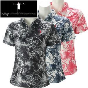 ティーマック レディース ゴルフウェア 半袖ポロシャツ P10W T-MAC 春夏 g-zone