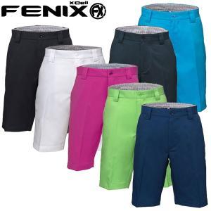 フェニックス ゴルフウェア メンズ ショートパンツ FX BLOCK SHORTS RM0023 春夏 19sbn|g-zone