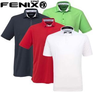 フェニックス ゴルフウェア メンズ 半袖ポロシャツ FX STIRLING RM0039 春夏 19sbn|g-zone