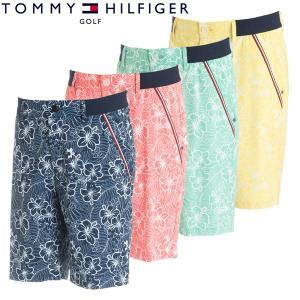 トミーヒルフィガー ゴルフウェア メンズ ショートパンツ THMA868 春夏 19sbn|g-zone