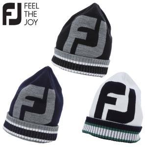 フットジョイ ゴルフ FJ ブリムビーニー 帽子 メンズ FJHW1912 2019モデル|g-zone