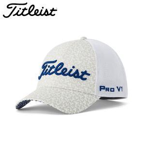 数量限定モデル タイトリスト ゴルフ アロハ フィットキャップ メンズ 帽子 HJ9CL1-A1 2019モデル|g-zone