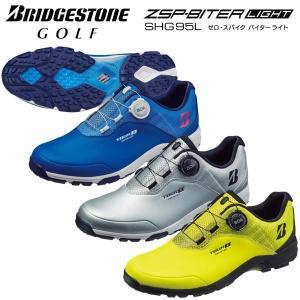 数量限定モデル ブリヂストン ゴルフ TOUR B ゼロ・スパイク バイター ライト 限定カラー SHG95L メンズ ゴルフシューズ 2019モデル スパイクレス|g-zone