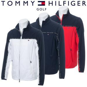 トミーヒルフィガー ゴルフウェア メンズ ジャケット THMA901 2019秋冬|g-zone