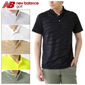 ニューバランス ゴルフウェア メンズ ポロシャツ 012-9160001 2019春夏 30%OFF|g-zone