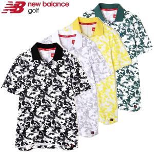 ニューバランス ゴルフウェア メンズ ポロシャツ 012-9160003 2019春夏 30%OFF|g-zone