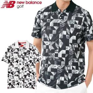 ニューバランス ゴルフウェア メンズ ポロシャツ 012-9160007 2019春夏 30%OFF|g-zone