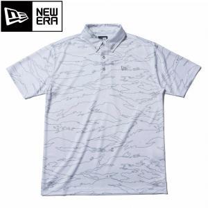 ニューエラ ゴルフウェア メンズ 半袖ポロシャツ 11901451 2019春夏|g-zone
