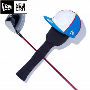 ニューエラ ゴルフ ヘッドカバー ドラえもん ドライバー用 11901514 2019春夏|g-zone