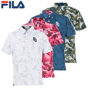 フィラ ゴルフウェア メンズ 半袖ポロシャツ 749-611 2019春夏 30%OFF|g-zone