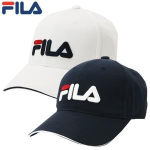 フィラ ゴルフウェア メンズ キャップ 749-900 2019春夏|g-zone