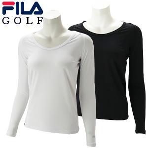 フィラ ゴルフウェア レディース インナーシャツ 759-591 2019春夏 返品不可|g-zone
