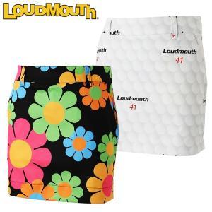 ラウドマウス ゴルフウェア レディース スカート 769-360 2019春夏|g-zone