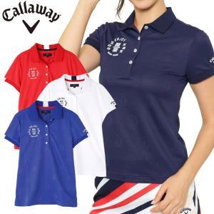 キャロウェイ ゴルフウェア レディース ポロシャツ 9151811 2019春夏 30%OFF|g-zone