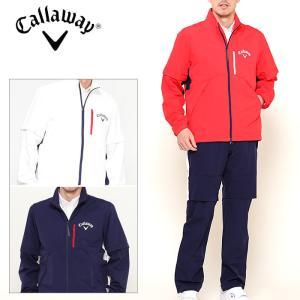 キャロウェイ ゴルフウェア メンズ レインウェア上下セット 9988500 2019春夏|g-zone